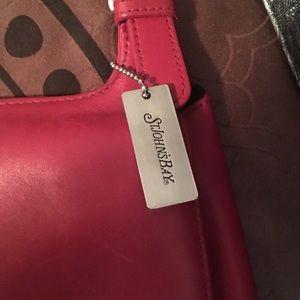 WOMEN'S STJOHN'SBAY RED BAG